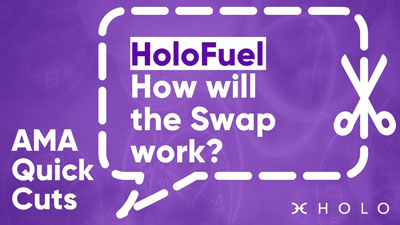 How will the swap work