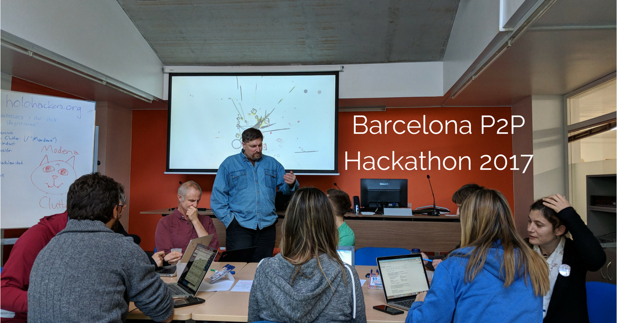 Barcelona Hackathon
