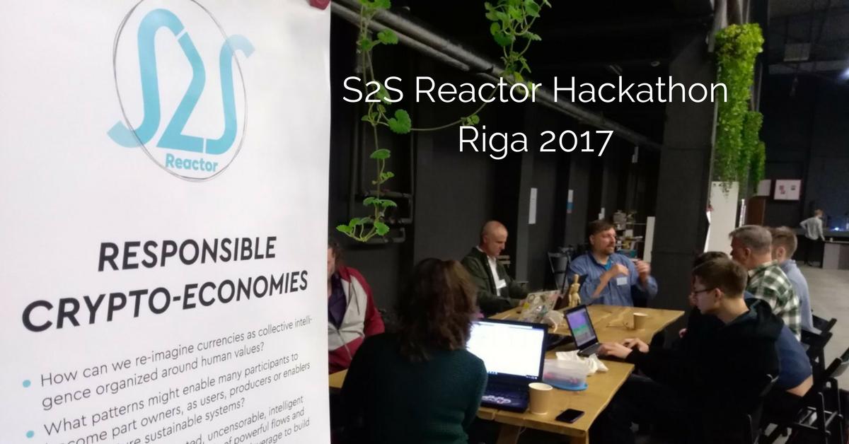 Riga Hackathon