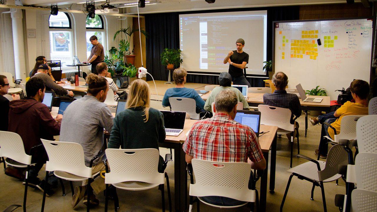 Amsterdam Holochain Hackathon